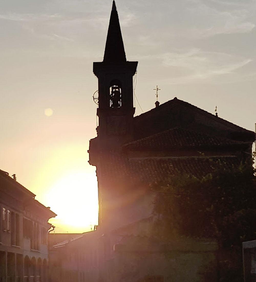 La chiesa della Madonna del Pozzo oggi